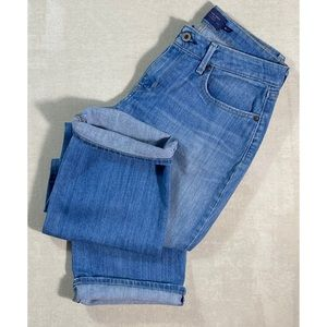 Vintage 90's Levi's Classic Straight Leg Sz 8